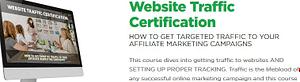 Website traffic certification