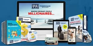 Powerhouse Affiliate CPA Network