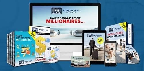 Powerhouse Affiliate CPA Revenue