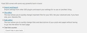 WordPress - Edit Files