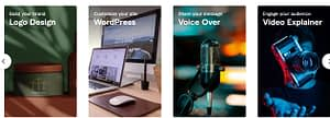 Freelance Service on Fiverr