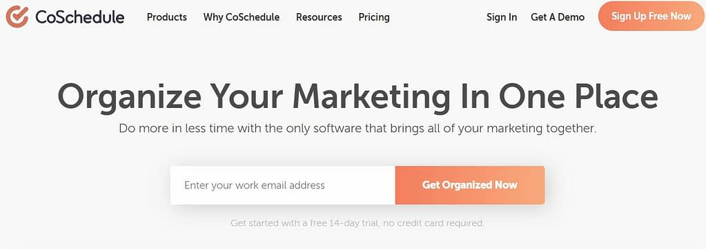 Schedule your posts with Co-Schedule
