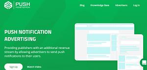 Push Monetization