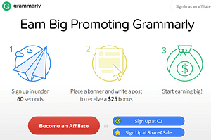 Grammarly Earning Potential